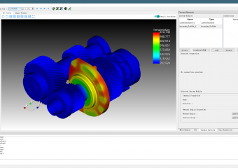 Live webinar on thermal balance analysis of a gearbox on 27.05.2020
